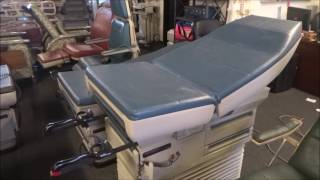 Used Midmark 405 Exam Table for Sale