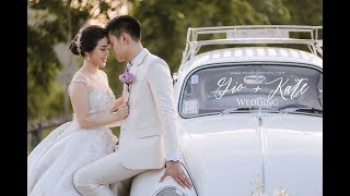 Gio and Kate | MISIBIS On Site Wedding Film by Nice Print Photography