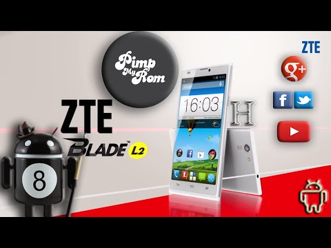 this zte blade l2 kit kat Sony