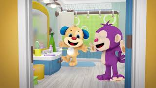 Laugh & Learn™ Getting Ready Each Day with Puppy & Monkey | Fisher-Price