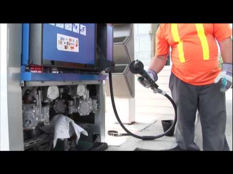 Fuel pump/dispenser Minor Maintenance - OPCA