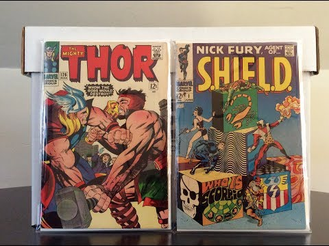 Comic Book Haul #32 ( The Silver Age is All the Rage Man! )