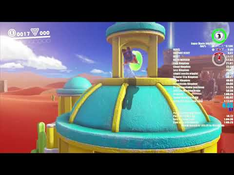 Bad odyssey run that was close to pb so I'm going to upload it anyway
