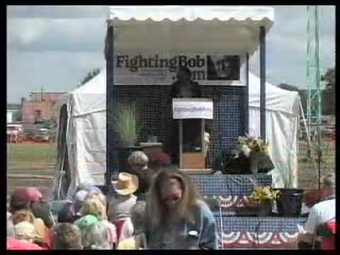 Gwen Moore - 2008 Fighting Bob Fest