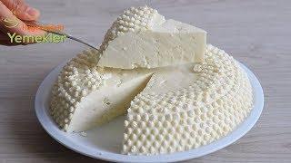 Beyaz Peynir Nasıl Yapılır ? Peynir Yapımı - Peynir Tarifleri