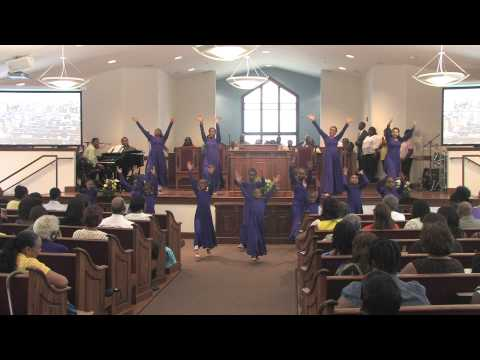 Melodies from Heaven - CGBC Dance Ministry