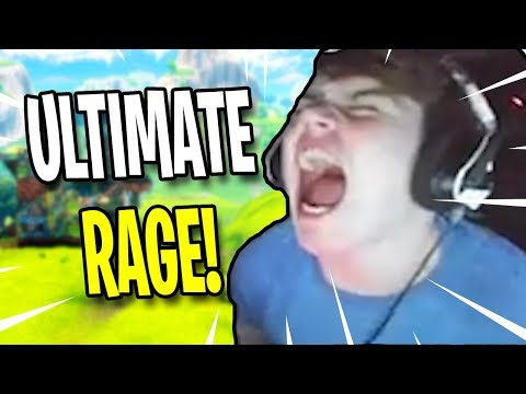 ULTIMATE Fortnite RAGE Compilation! #11