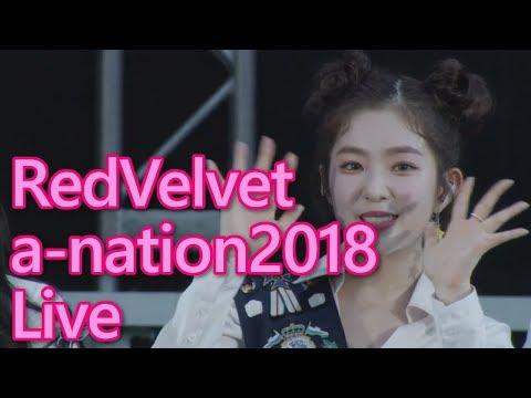 RedVelvet live in Japan 2018.08.26