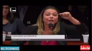 DIGA NÃO A MP 841: Leila Barros fala sobre a luta do esporte brasileiro