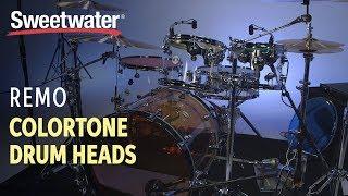 Remo Colortone Drum Heads Review