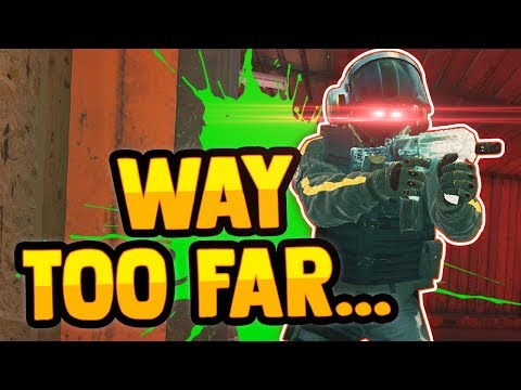 WHEN A TEAMMATE GETS TOO TOXIC - Rainbow Six Siege