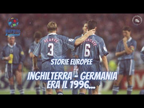 STORIE EUROPEE: INGHILTERRA GERMANIA 1996 ?????????