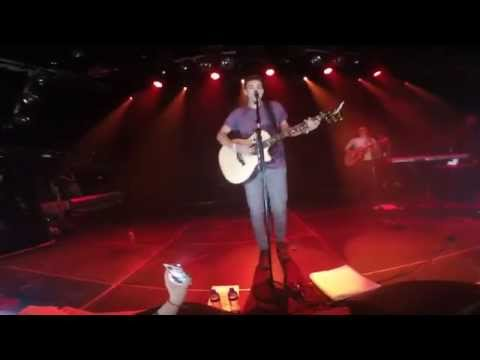 Jacob Whitesides - Let's Be Birds & Billboard (Amsterdam 5-19-2015)