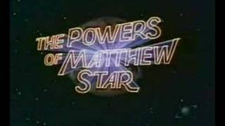Powers Of Matthew Star - Series Intro - DVD Release Action