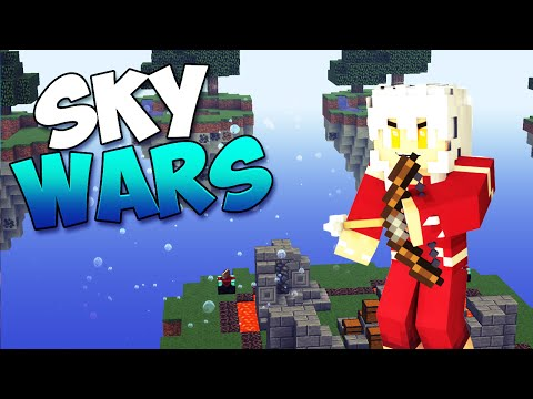 MINECRAFT | SKYWARS | EL HACKER VOLADOR