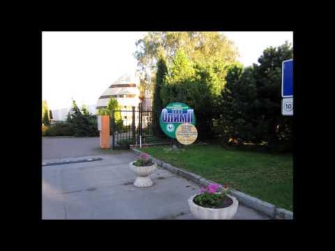 Отель ОЛИМП в Светлогорске, сентябрь 2016г.