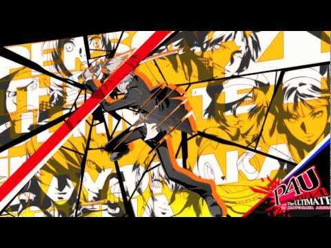 Persona 4 Arena OST - Electronica in the Velvet Room / Challenge/VS Mode Select Screen