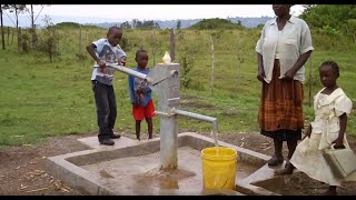 How do engineers help people and society:  Clean water project