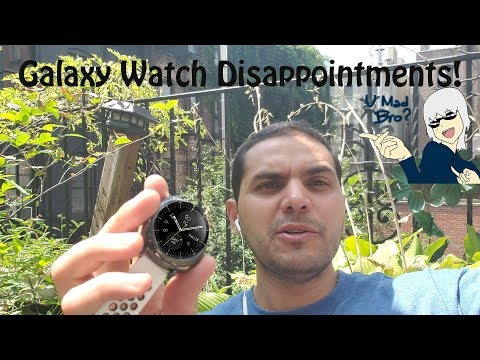 Samsung Galaxy Watch not really worth the upgrade from the Gear S3