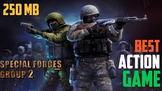 BEST ACTION GAME IN 250 MB | SPECIAL FORCES GROUP 2| ONLINE AND OFFLINE MULTIPLAYER GAME