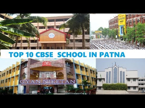 Top 10 school in patna
