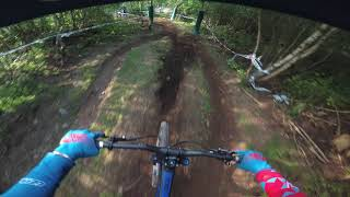 Willingen IXS Downhill Cup 2018 freitags Training