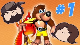 Banjo Kazooie - Mountain out of a Molehill - PART 1 - Game Grumps
