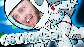 ASTRONEER | THE DEADLY SANDSTORM?! [1]? thumbnail