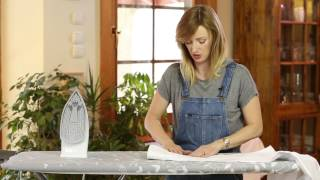 Dom dla początkujących: jak wyprasować koszuę | Ula Pedantula #38
