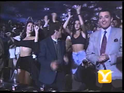 Los Pericos, Paráte Y Mirá, Festival De Viña 1995