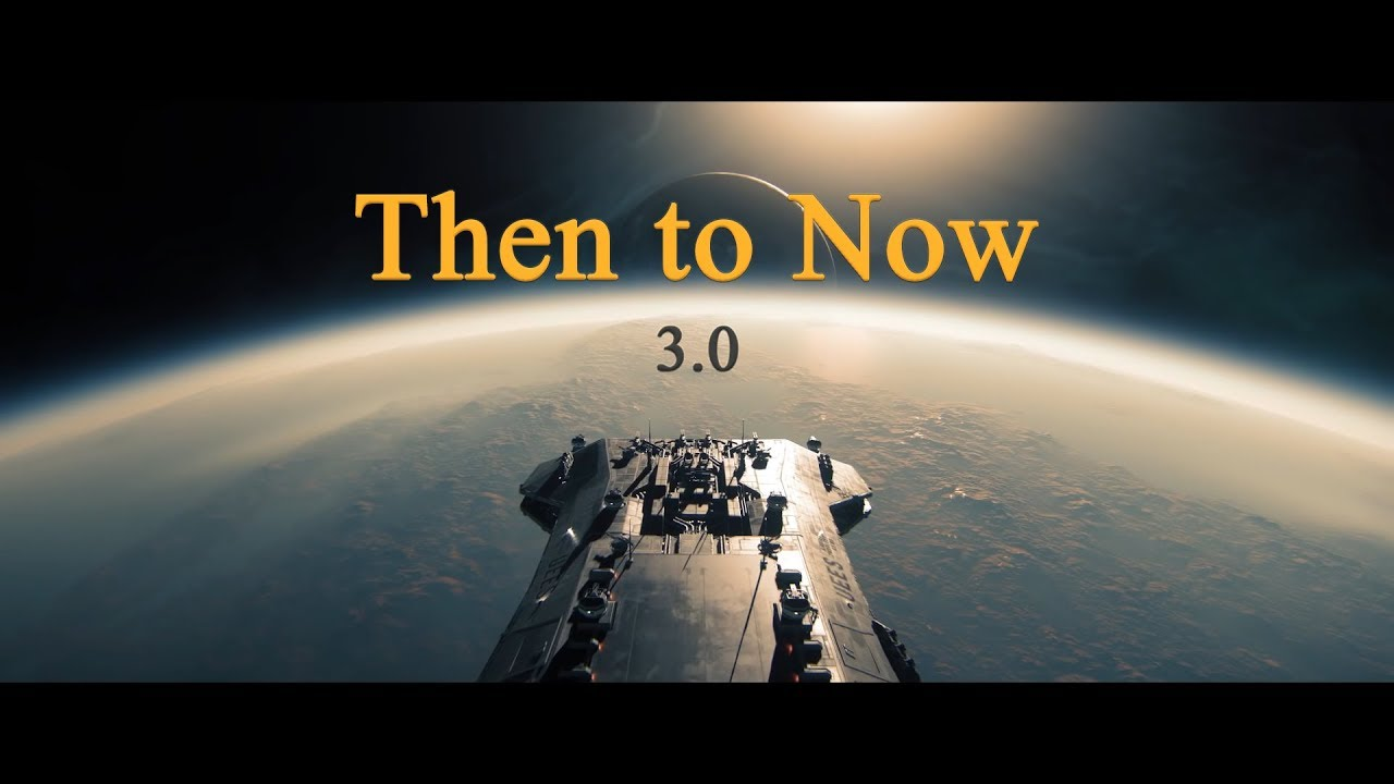 Image result for STAR CITIZEN THEN TO NOW 3.0
