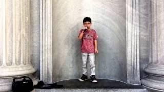 Justin Bieber - New Somebody To Love Cover by Preston
