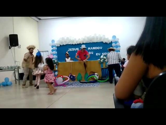Congresso de crianças Aliança Kids
