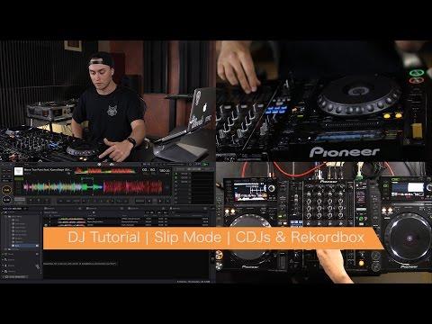 DJ Tutorial | Slip Mode | CDJs & Rekordbox