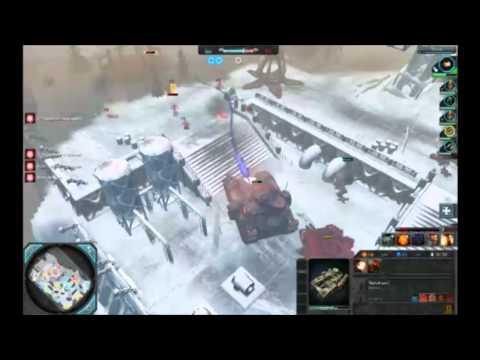 Dawn of War 2: Retribution BETA Baneblade |