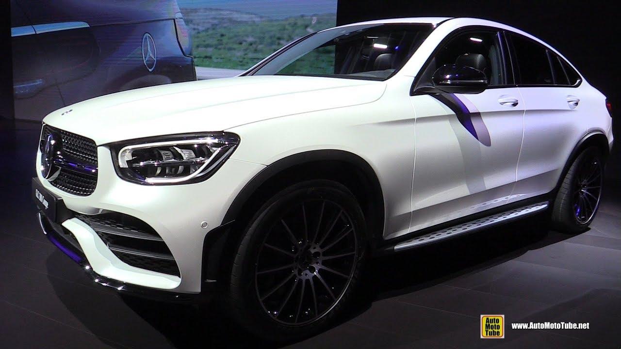 2020 Mercedes Glc 300 Coupe Exterior Interior Walkaround Debut At 2019 Ny Auto Show