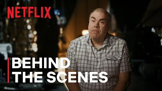 The Witcher | Humans of the Continent – Armorer Nick Jeffries | Netflix