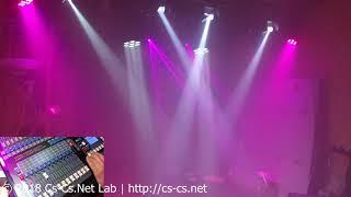 Cs-Cs: Световое шоу (Технология - Нажми На Кнопку) Demo Version
