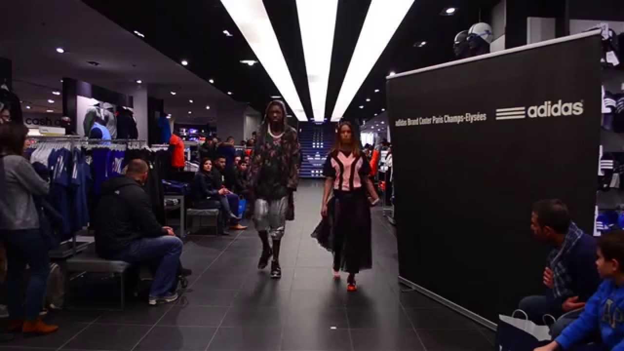 adidas y3 new york store