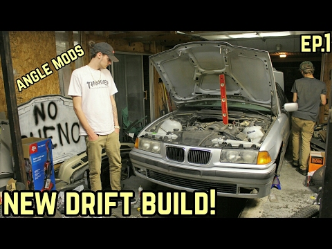 Repeat NEW BUILD GETS ANGLE! : Mikey's BMW E36 323i Drift