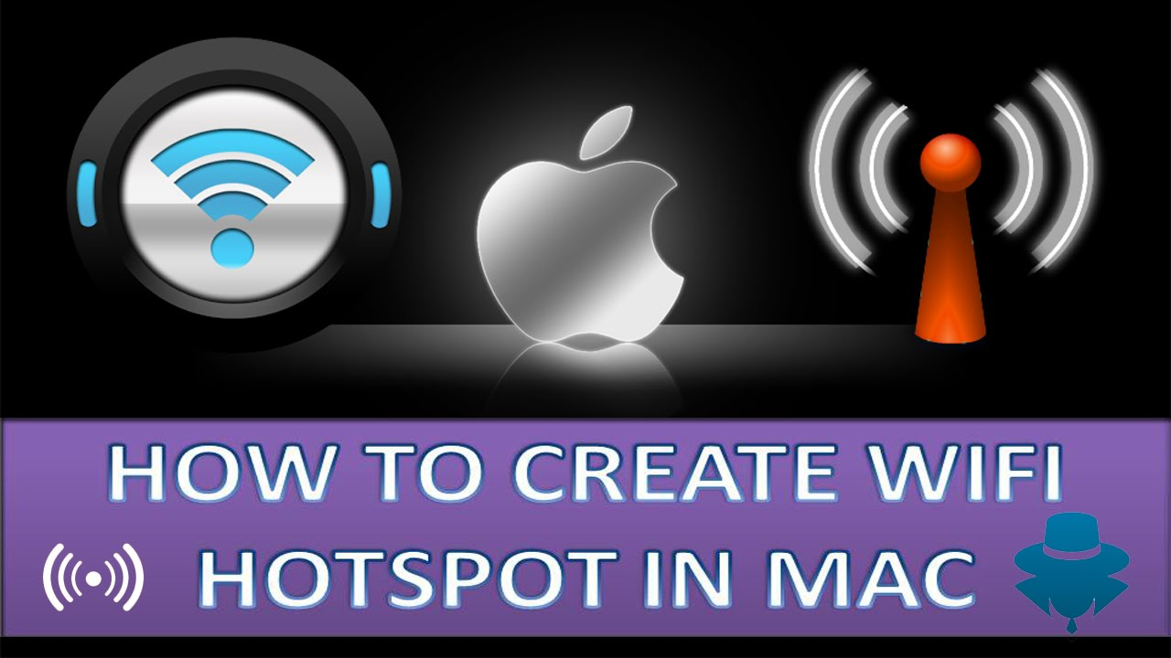 How to turn your Mac's internet connection into a Wi-Fi hotspot with Internet Sharing