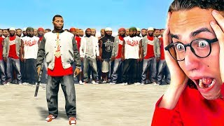 JOINING A GANG in GTA 5! (GTA 5 Mods)