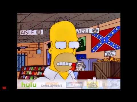 The Simpsons   Gun Shop