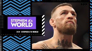 'Conor McGregor is talking nonsense about #UFC264 loss' - Stephen A. Smith