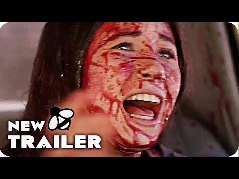 DOWNRANGE Trailer (2017) Horror Movie