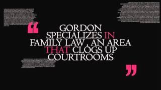 Christine Gordon: Lawyer for Families