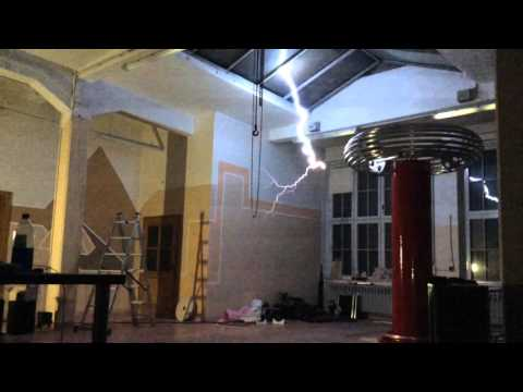 Raiden I   for Nikola Tesla Museum Belgrade  Exhibition 2016
