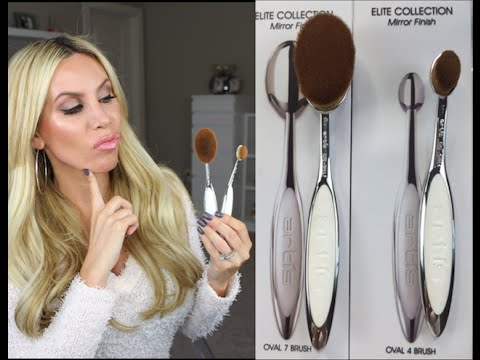 Artis oval 7 artis oval 4 brush review a must or a for Brush craft vs artis