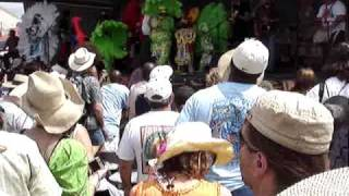 Big Chief Monk Boudreaux - New Orleans Jazzfest 2009