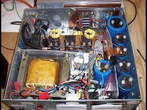 How to make 3000 Watt Power Amplifier for 12 inch 4 Speaker